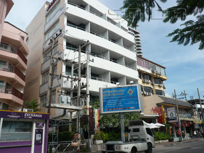A photo of BaBooNa Serviced Apartment
