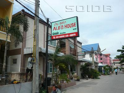 A photo of Aura House