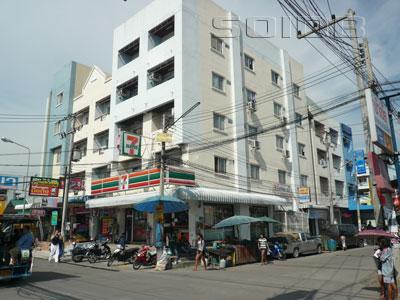 R Con House Pattaya Apartment Soidb Thailand