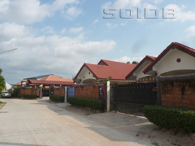 A photo of The Little Village Resort