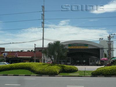 A photo of Nakonchai Bus - Pattaya