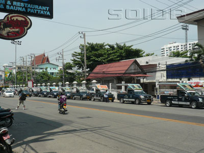 A photo of Sonteu Depot from PATTAYA to JOMTIEN