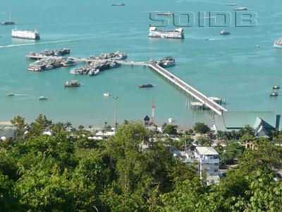 A photo of Bali Hai Pier