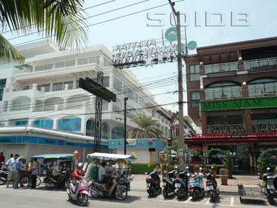 A photo of Pattaya City Walk