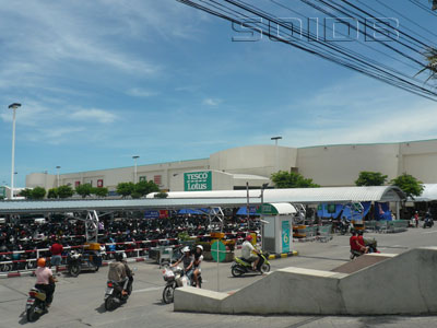 A photo of Tesco Lotus - South Pattaya