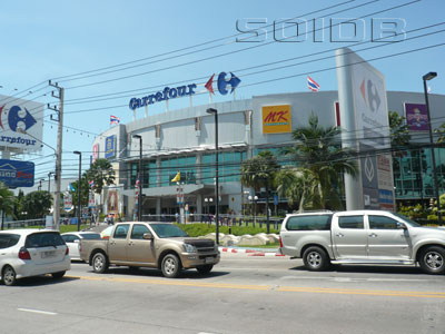 A photo of Carrefour - Pattaya (Renamed)