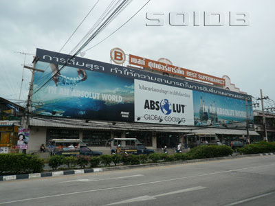 A photo of Best Supermarket - North Pattaya