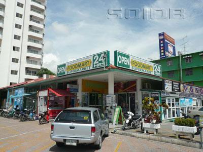 フードマート・スーパーマーケットの写真