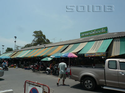 ナクーラ市場の写真
