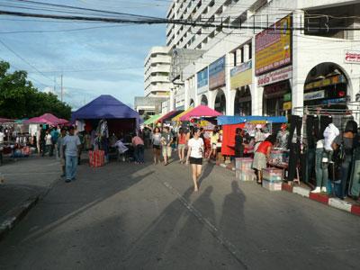 A photo of Keha Center Market