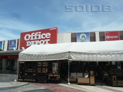 A photo of Office Depot - South Pattaya