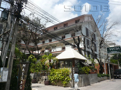 A photo of Nantra Cafe