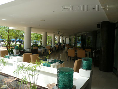 A photo of Palm Terrace - Royal Wing Suites & Spa