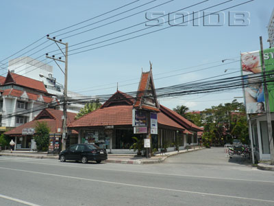 A photo of Ruen Thai Restaurant