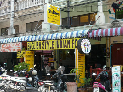 A photo of Nee Roys Curry Shop