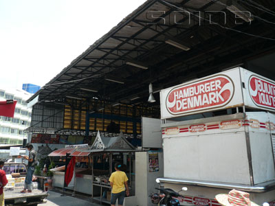 A photo of Marine Seafood Market