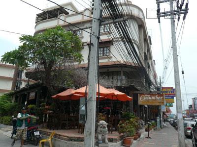 A photo of Cucumber Western & Thai Food Restaurant