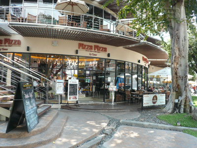 A photo of Pizza Pizza by Yanee - The Avenue Pattaya