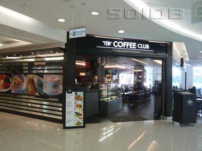 A photo of The Coffee Club - Royal Garden Plaza