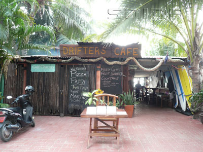 ドリフターズ・ビーチ・カフェの写真