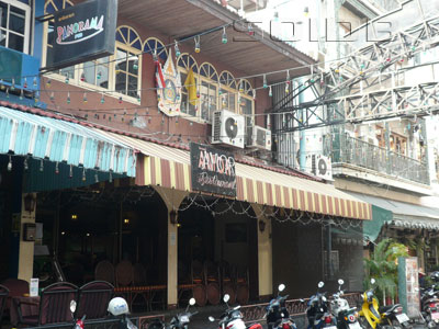 A photo of Amor Restaurant