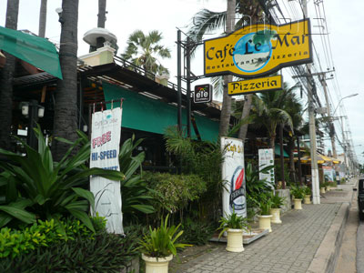 A photo of Cafe Le Mar