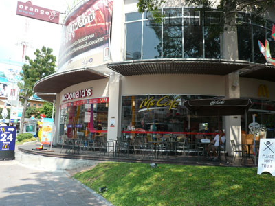 McDonald's - The Avenue Pattaya