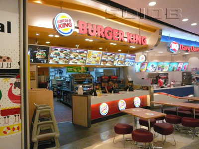 Burger King - Central Festival Pattaya Beach