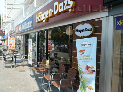 Haagen-Dazs - Royal Garden Plaza