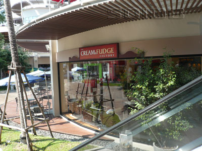 A photo of Cream & Fudge Factory - The Avenue Pattaya
