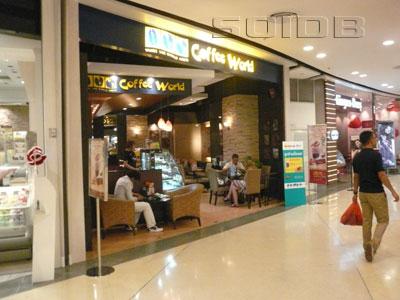 A photo of Coffee World - Central Festival Pattaya Beach