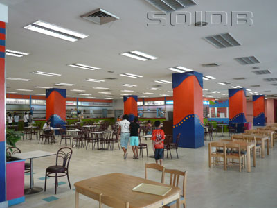 フードプラザ - マイク・ショッピング・モールの写真