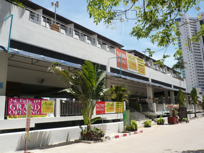 A photo of Jomtien Plaza Food Center