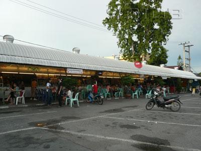 A photo of Food Village - Alcazar Parking Lot