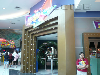 A photo of Ripley's Infinity Maze - Royal Garden Plaza