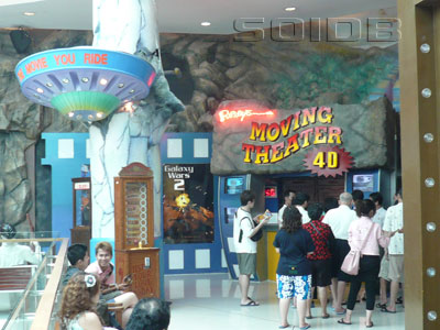 A photo of Ripley's 4D Moving Theater - Royal Garden Plaza
