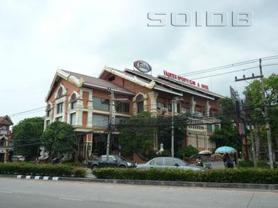 A photo of Fairtex Sports Club & Hotel