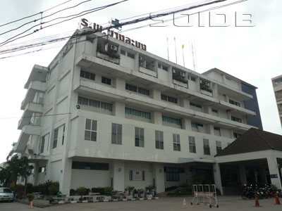 A photo of Banglamung Hospital