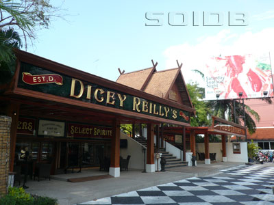 A photo of Dicey Reilly's