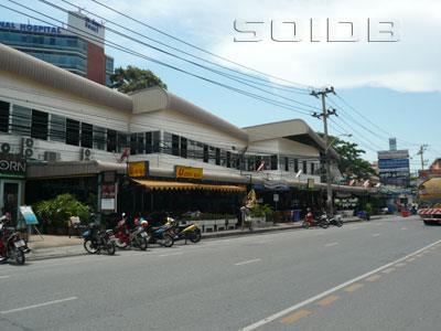 A photo of Bar Beer Complex - 2nd Rd - Corner of Pattaya Soi 4