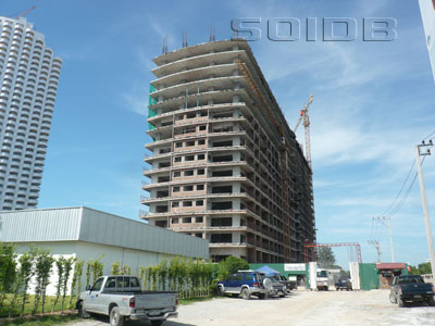 A photo of View Talay Marina Beach Condominium