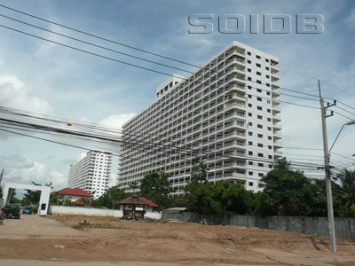 A photo of View talay Jomtien Condominium Project 2