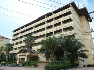 A photo of View Talay Residence Condominium 1
