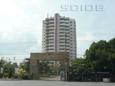 A photo of S.T.S Beach Resort Jomtien