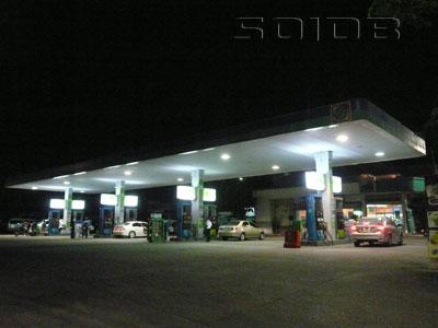 A photo of Bangchak Petroleum - North Pattaya Road