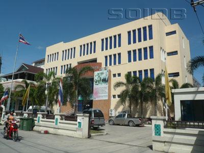 Pattaya City Public Health Service Center 1