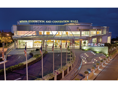A photo of Pattaya Exhibition And Convention Hall
