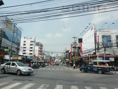 A photo of Pattaya 2nd Road