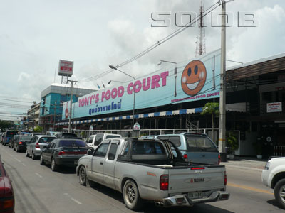 A photo of Pattaya 3rd Road