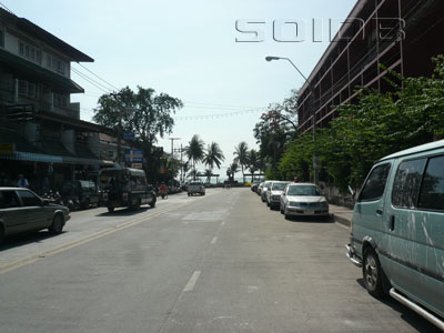 A photo of Central Pattaya Road